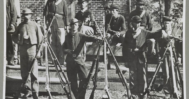 Civil War: Lee's surrender at Appomattox, then and now