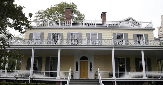 NYC officials: asbestos discovered in Gracie Mansion roof