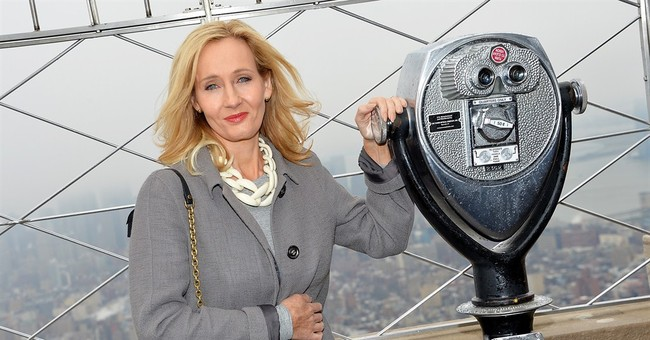 J.K. Rowling launches US arm of her Lumos nonprofit