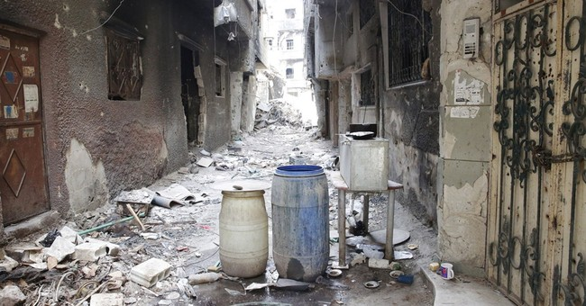 Syrian rebels shell Aleppo, killing at least 9