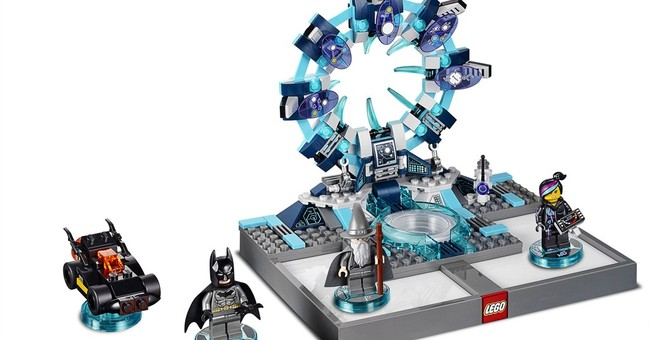 Awesome! 'Lego Dimensions' combining bricks and franchises