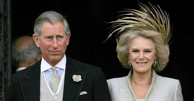 Charles and Camilla mark 10th wedding anniversary