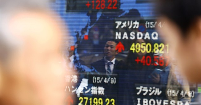 World stocks keep rising on greater optimism