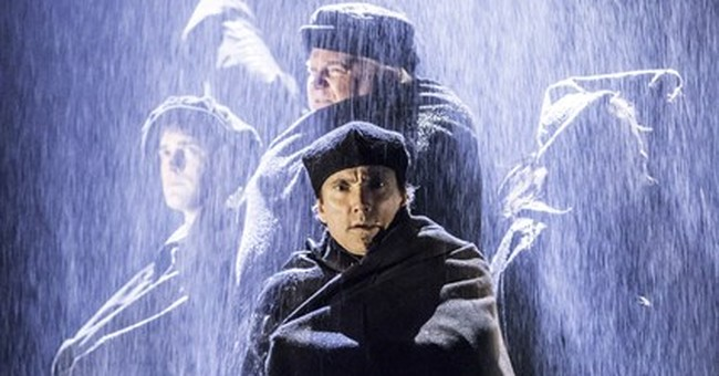 Review: Clever, cool 'Wolf Hall' on Broadway is addictive