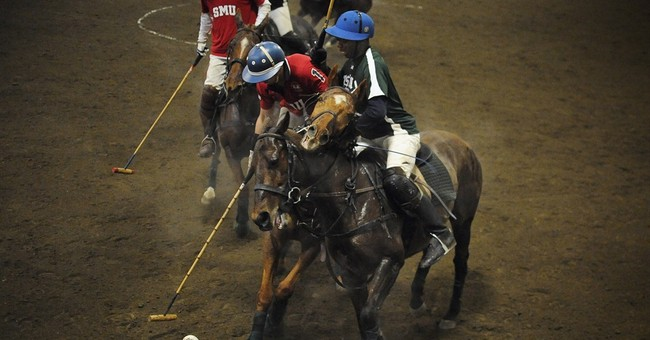Polo not just for rich and famous, college players say