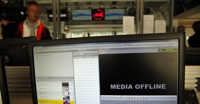 French network's broadcasts hacked by group claiming IS ties