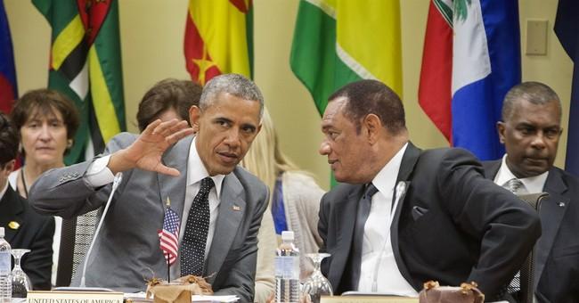 Historic encounter with Cuba's Castro awaits Obama in Panama