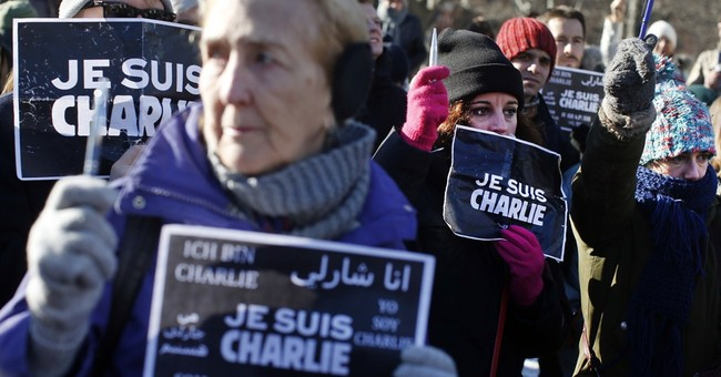 "The Simpsons Ends Episode With ""Je Suis Charlie"" Tribute"