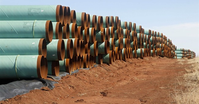 Obama-Appointed Judge To Keystone Pipeline Developer: Don't You Dare Haul Pipe To The Work Site