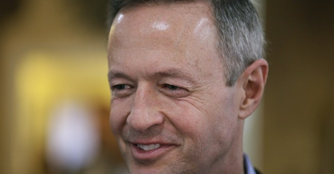"Report: O'Malley To Officially Challenge Hillary in ""Late May"""