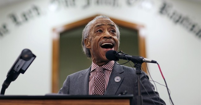 The Sharpton Effect: Trump's Knee-Jerk Opponents Are Actually Helping Him