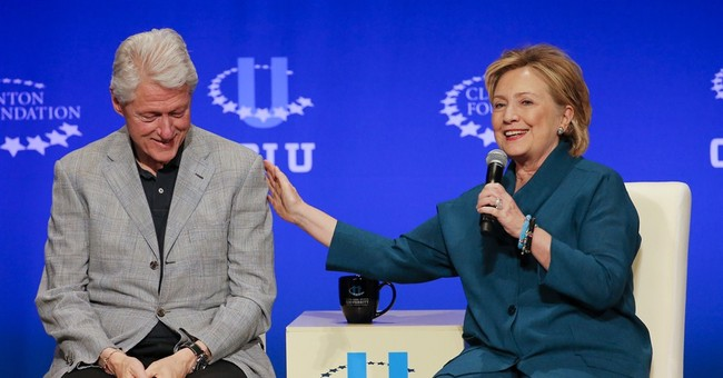 Oops: Bill Clinton 'Mistakenly' Misreports Taxable Income as Tax-Free Donations