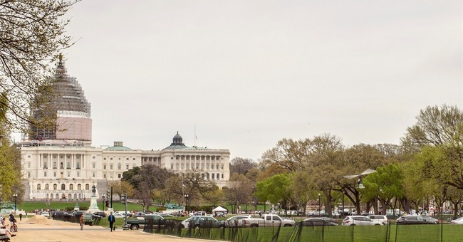 Gone Postal: Man in Custody After Flying Small Helicopter to Capitol Building