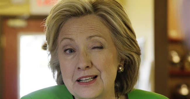Hillary: 'All My Grandparents' Were Immigrants, You Know.  Facts: No, They Weren't