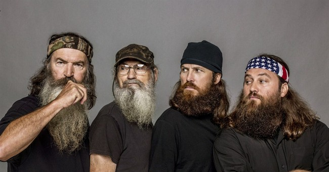 Was Duck Dynasty Responsible for Trump's Victory?