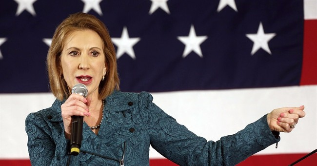 May 4: Carly Fiorina To Formally Enter 2016 Sweepstakes