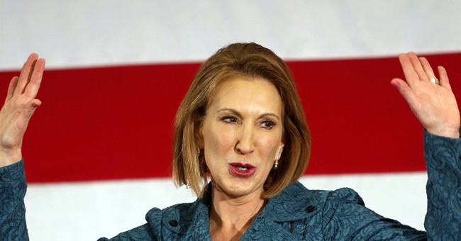 Carly Fiorina Continues Her Epic Domain Name Trolling