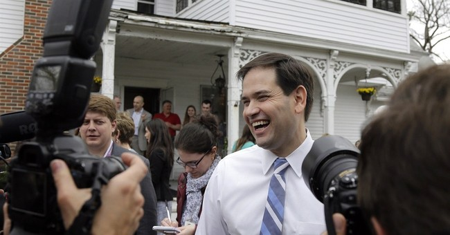 Polls: Rubio Rises Among GOP Voters, Leads Hillary in Florida