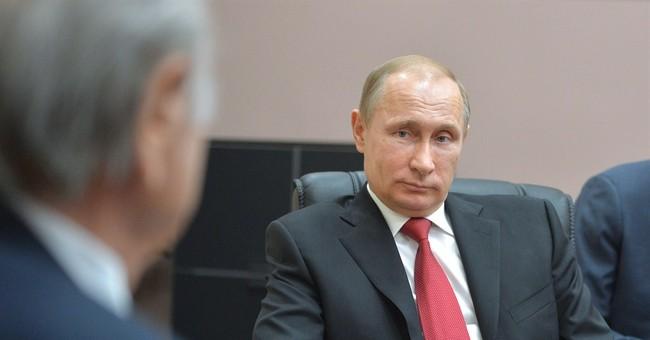 Putin's Dangerous Insecurity Complex