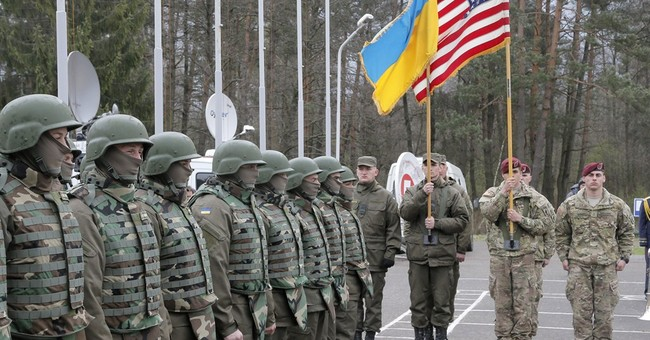 American Double Standards on Display in Ukraine