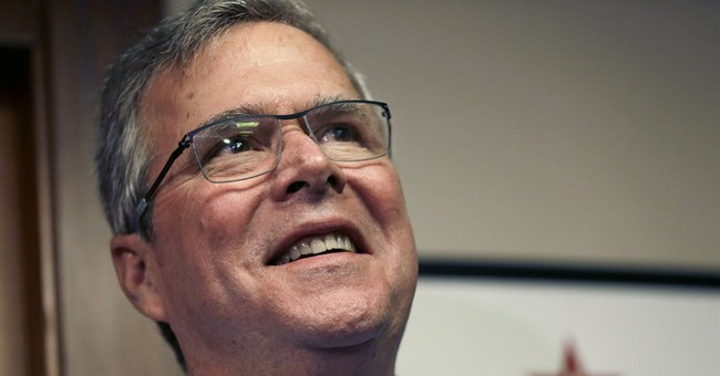Jeb Bush, Mr. Status Quo