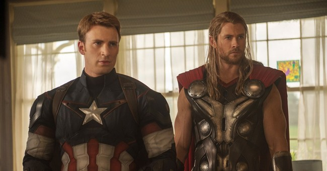 REVIEW: The Avengers Age of Ultron