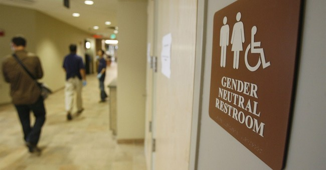 When Did It Become Controversial To Keep Men Out Of The Women's Bathroom?