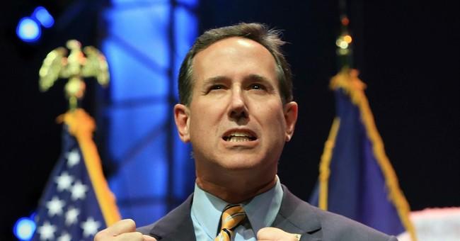 Santorum: These New Debate Rules at Fox Are Kind Of BS