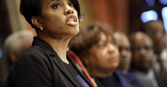 Baltimore Mayor Taking Heat Over 'Space' To Destroy Remarks