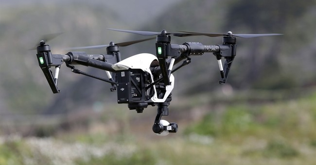 "It's Come to This: 2016 Hopefuls May Need ""Drone Protection"""