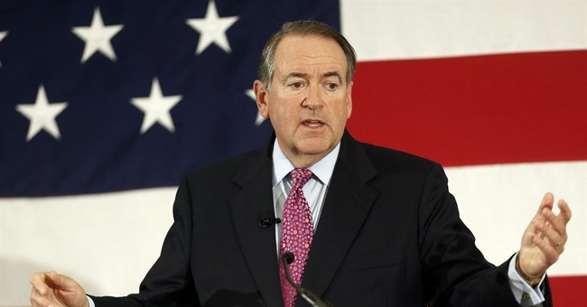 "Huckabee: ""I Am a Candidate For President of the United States"""