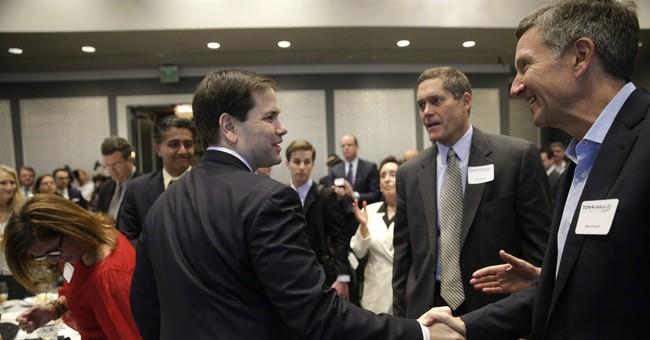 Bloomberg Poll: Bush, Rubio, and Paul Edge Closer To Clinton