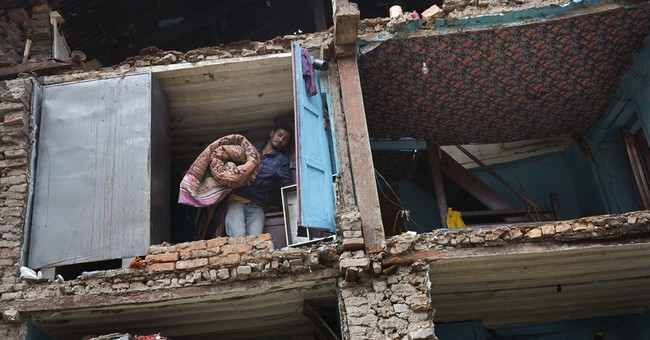 Where Was God During the Nepal Earthquake?