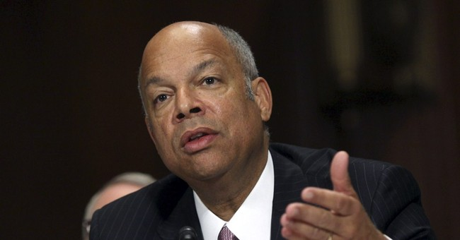 DHS Secretary: We Caught a Bunch of Violent Criminal Aliens But Haven't Deported Them, Hundreds Given Amnesty