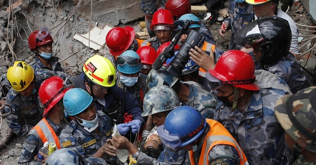 My Gosh: Perhaps 15,000 Perished in Nepal Earthquake