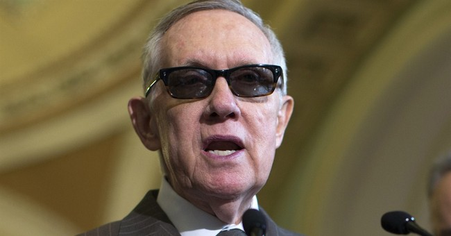 Conservatives Would Be Better Off If Harry Reid Still Ran The Senate
