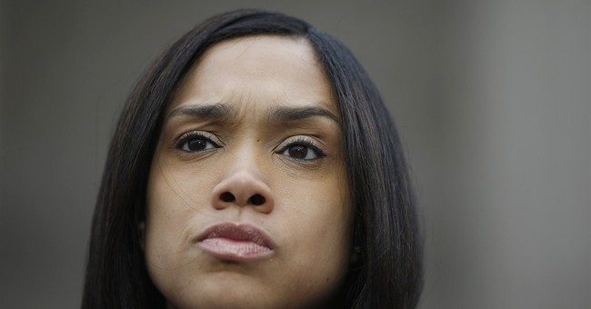 Is Baltimore's Mosby Seeking Justice or Something Else?
