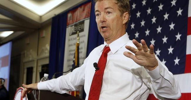 Rand Paul Is Not Neutral on Anything