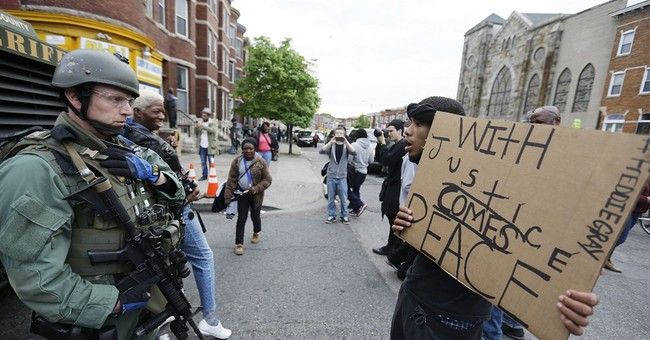 Baltimore Riots Leave City With $20 Million In Damages