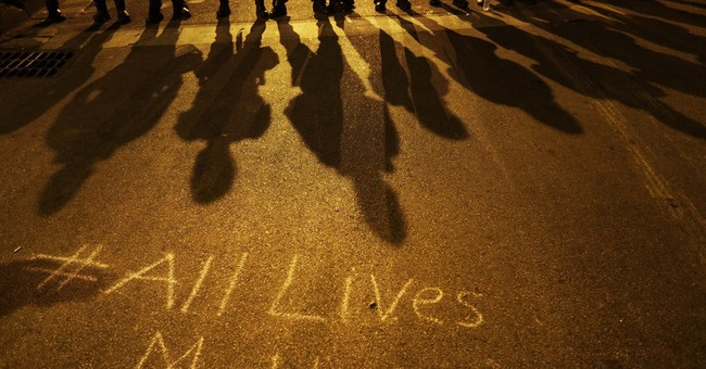 """All Lives Matter"" AP featured image"