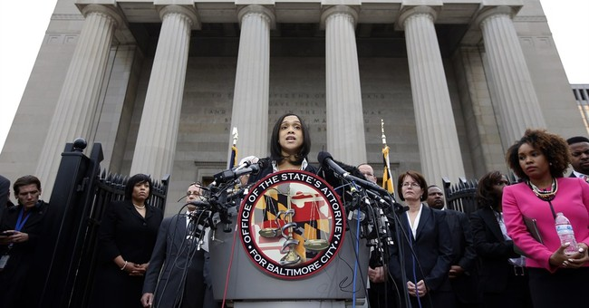 Baltimore Prosecutor Deliberately Heightens Racial Tensions