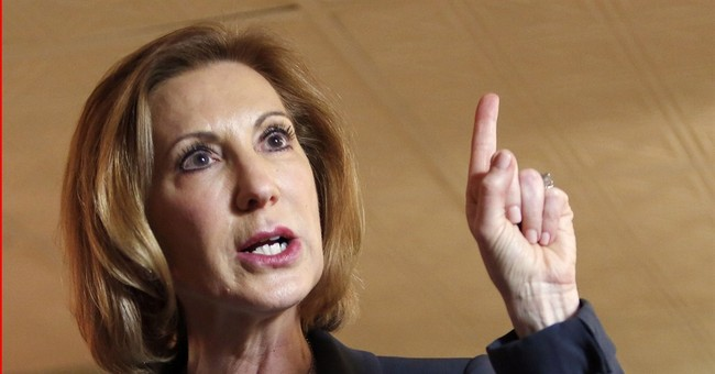 Fiorina, the GOP's Startup Candidate