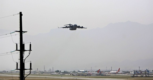 Pentagon Won't Deny U.S. Is Buying Fuel from the Taliban for Afghan Airlift