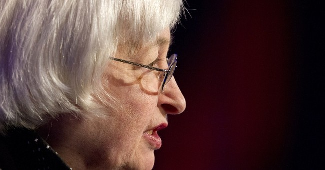 Yellen Gives Silk Underwear Crowd on Wall Street a Warning