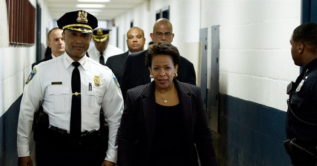 Lynch: The DOJ Will Look Into Police Practices in Baltimore