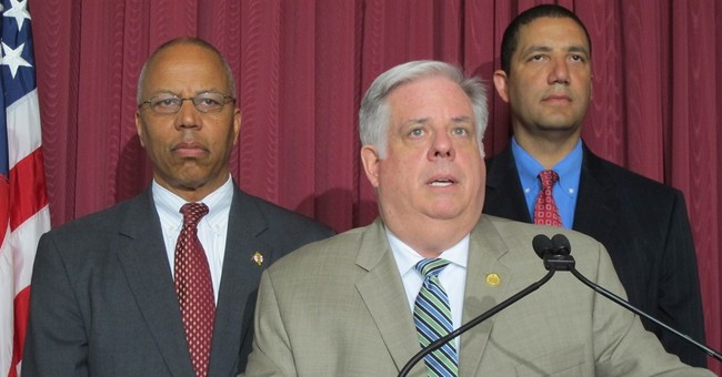 Maryland Gov. Larry Hogan Diagnosed With Cancer