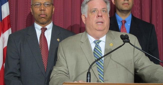 Maryland Gov. Larry Hogan Diagnosed With Cancer