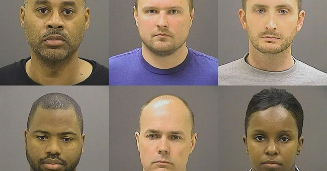 Indicted: All Six Baltimore Police Officers Involved In The Death Of Freddie Gray Charged