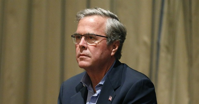 Jeb: My Brother is One of My Top Foreign Policy Advisers, And You Bet I Would've Invaded Iraq