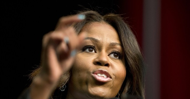 The First Lady and the Race Card